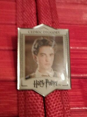 Harry Potter . Goblet of Fire . Robert  Pattinson as Cedric Diggory pin