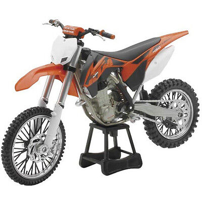 1:10 2014 KTM 450 SX-F - Diecast model From NewRay
