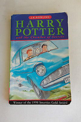 Harry Potter and the Chamber of Secrets (Paperback, 1998) 14th Print
