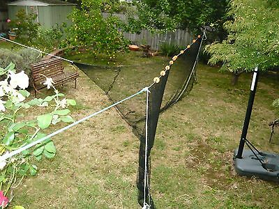 Prawn (or Yabby) Seine Drag Net - Large Mesh ULTIMATE