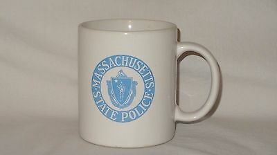 Massachusetts State Police Coffee Mug