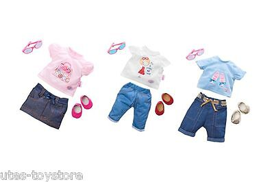 Orig. Baby Born     Classic Jeans Kollektion     43 cm