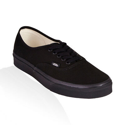 Vans - Authentic Classic Skate Unisex Shoes - Black/Black