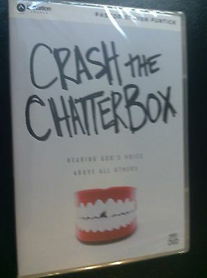 Crash The Chatterbox Steven Furtick Sealed Dvd