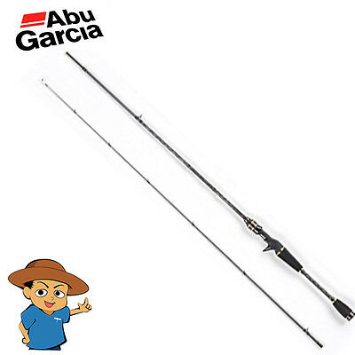 "Abu Garcia XROSSFIELD XRFC-662ML-BF Medium Light 6'6"" fishing baitcasting rod"