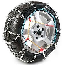 Polar 460 16 mm snow chains for 4WD Vehicles and Vans 275/40/20 etc