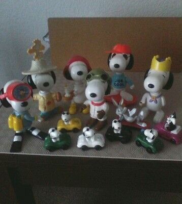 Snoopy collectables