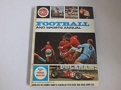 News Of The World Football And Sports Annual 1970