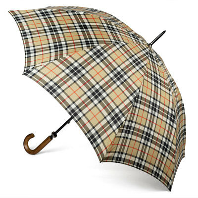 NEW Clifton Gents' Thompson Tartan Umbrella