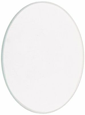 Ajax Scientific Polished Glass Double-Convex Spherical Lens 150 mm Focal Length