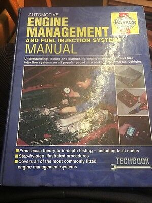 Haynes Automotive Engine Management And Fuel Injection Systems Manual Good