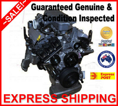 Holden Commodore Engine/Motor V6 Ecotec 3.8L VS VT VX VY VU - Warranty