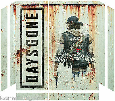 PS4 Decal/Skin/Sticker Kit DAYS GONE