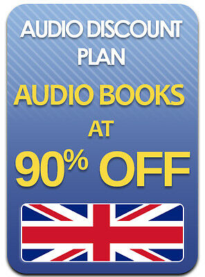 10 audible.co.uk audiobooks / credits of your choice