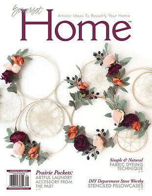 Somerset Home Magazine by Stampington Spring 2017