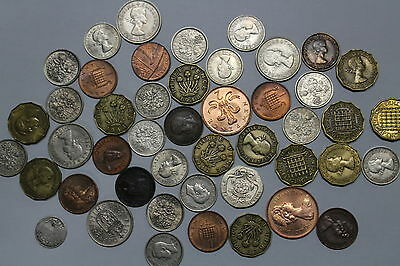 World Coins Useful Lot A57 Zd30