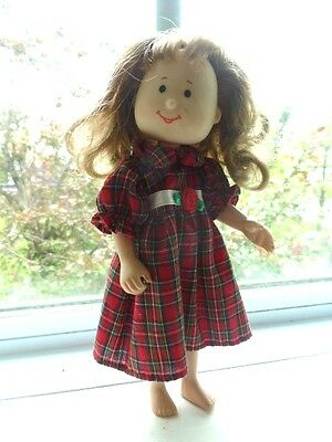 """DANIELLE By EDEN MADELINE DOLL 8"""" Doll In CLOTHING DRESS POSE-ABLE Dolls"""