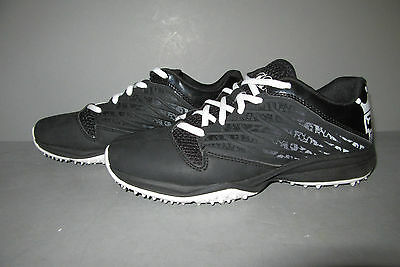 Brine Empress Turf Women's Lacrosse Cleat - Size 6.5 -White Black