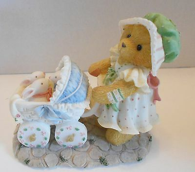Cherished Teddies Jessica #155438 - A Mother's Heart Is Full Of Love