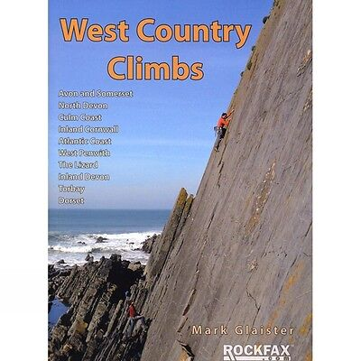 West Country Climbs RockFax Guide