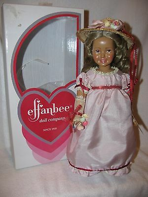 "12"" Angela Appleseed Doll By Dewees Cochran Effanbee REPRODUCTION Doll"
