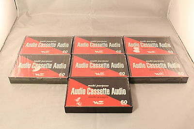 Brand New Wooko Audio Cassettes 60minutes
