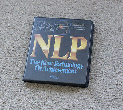 NLP The New Technology of Achievement  Audio Course