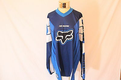 Blue Jersey by Fox Racing - Size XXL