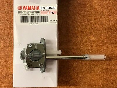 Fuel Gas Tank Petcock Turn Valve OEM Blaster 200 Breeze Grizzly 125 RT 100 BW