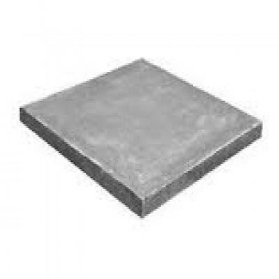 10 X CONCRETE COUNCIL PAVING SLABS FLAGS NATURAL GREY 600MM x 600MM x 50MM
