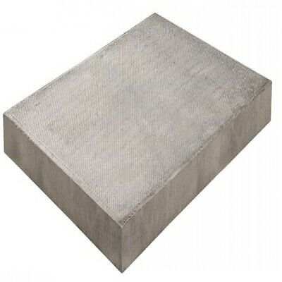 10 x COUNCIL CONCRETE PAVING SLABS FLAGS NATURAL GREY 900MM x 600MM x 50MM