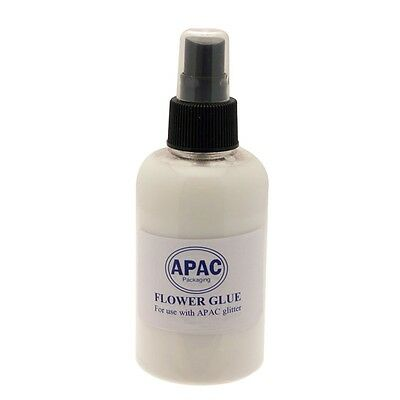 Oasis Type Spray Glitter Glue 125Ml Bottle Floral Bridal Weddings Skugl10015