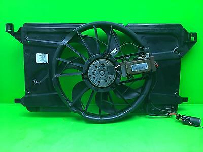 MAZDA 3  Engine Cooling fan Motor with cowl MK1 (BK) 1.6 Petrol Engine  04-08