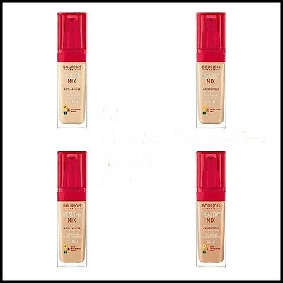 NEW Bourjois Healthy Mix Foundation GLOW & FLAWLESS Complexion /ORIGINAL
