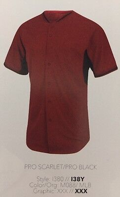 Majestic Blank Authentic Collection Cool Base Baseball Jerseys Asst Sizes And Co