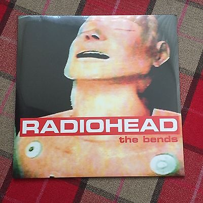 Radiohead ‎– The Bends Label: XL Recordings ‎– XLLP780 Format: Vinyl, LP, Album,