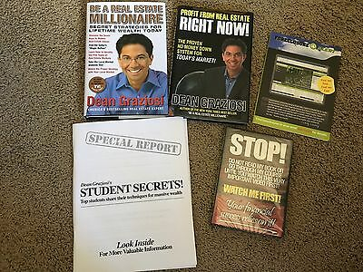 NEW Dean Graziosi's Be a Real Estate Millionaire + Profit From Real Estate Right