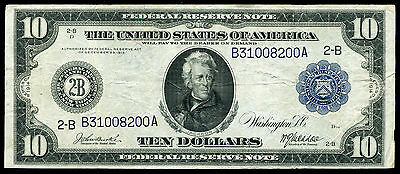 """1896 $1 One Dollar """"Educational"""" Silver Certificate Currency Note"""