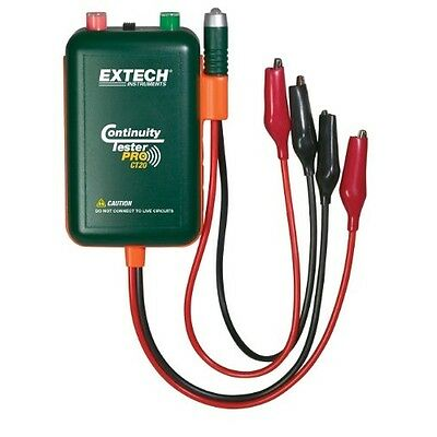Extech Instruments CT20 Remote and Local Continuity Tester
