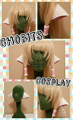 Clamp Chobits cosplay ears DIY kits Japanese anime manga collectable