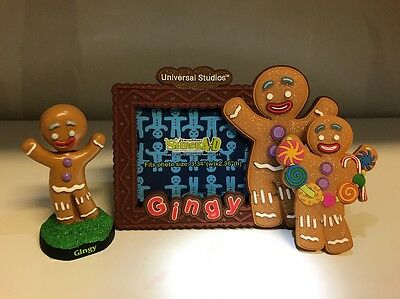 Gingy From Shrek Lot