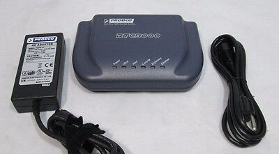 Prodco RTC-9000 Real Time Traffic Counter RTC9000 v2 with Power Adapter