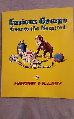 collectible CURIOUS GEORGE book