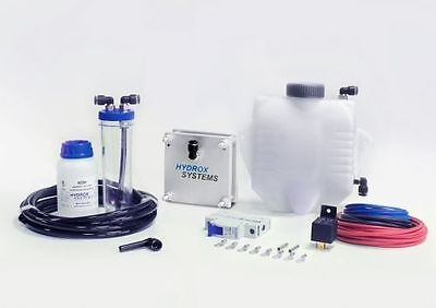 Motorbike / car HHO Hydrogen Fuel Saver Kit-Petrol,Diesel up to 1400cc -kit only