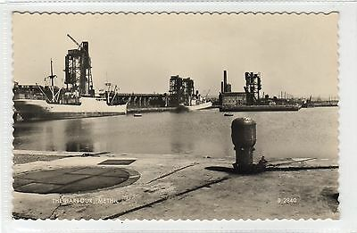 THE HARBOUR, METHIL: Fife postcard (C24375)