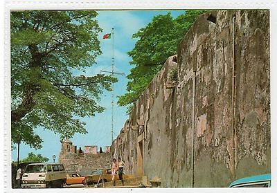 OLD MONTE FORTRESS: Macao postcard (C24630)