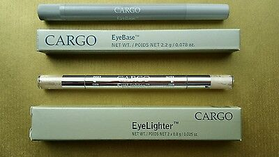 Cargo eyebase primer & Eyelighter duo