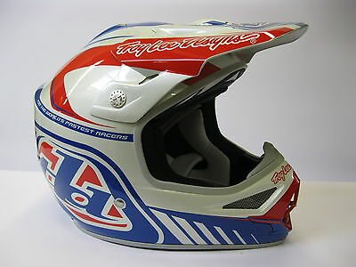 Troy Lee Air Delta, Size Medium, clearance price C$200.00