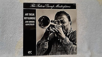 Art Tatum, Roy Eldridge, John Simmons, Alvin Stoller, Jazz LP