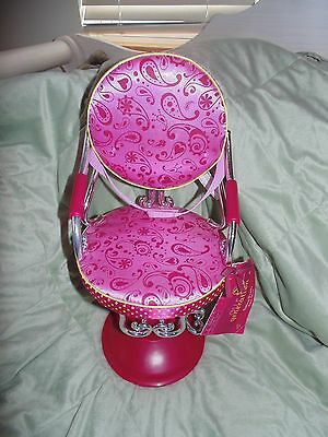 Our Generation Salon Chair and Salon Cape Very Gently Used